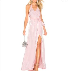 Simmons Gown in Light Pink
